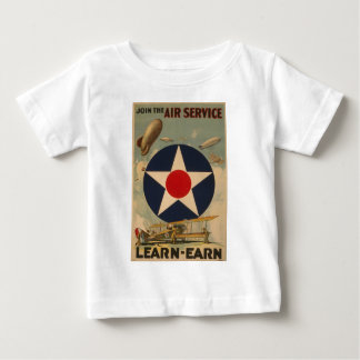 Join The Air Service Baby T-Shirt