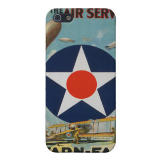 Join The Air Service iPhone SE/5/5s Case