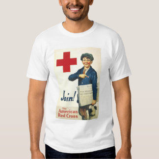 Join! The American Red Cross Shirt
