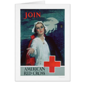Join the American Red Cross (US00307) Cards