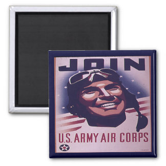 Join The Army Air Corps Magnet
