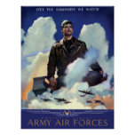 Join The Army Air Forces Print
