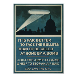 Join the Army at Once Poster