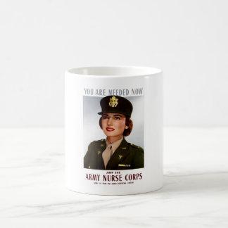 Join The Army Nurse Corps Coffee Mugs