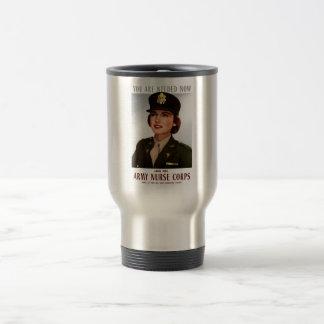 Join The Army Nurse Corps Coffee Mug