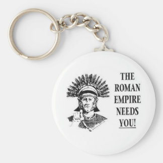 Join the Army - Roman Empire Keychain