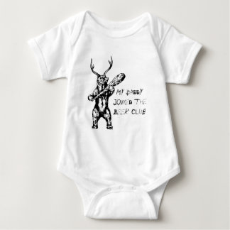 Join the Beer Club Baby Bodysuit