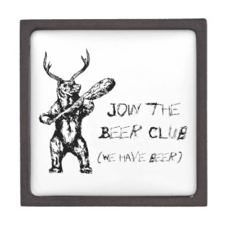 Join the Beer Club Premium Trinket Boxes