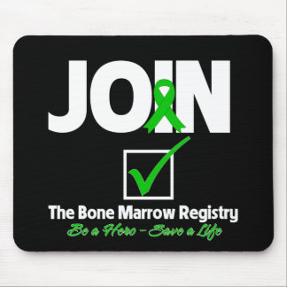 Join The Bone Marrow Registry - Save a Life Mouse Pad