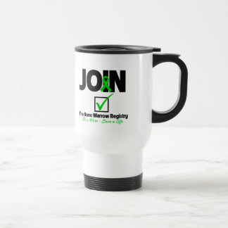 Join The Bone Marrow Registry - Save a Life Coffee Mugs