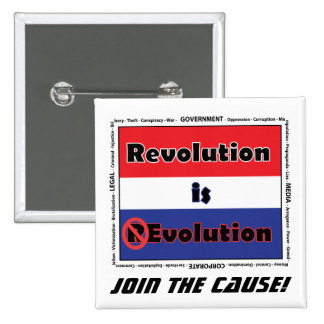 Join the Cause Pinback Button