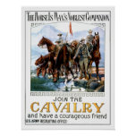 Join the Cavalry Print
