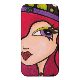 Join the Circus Cover For iPhone 4