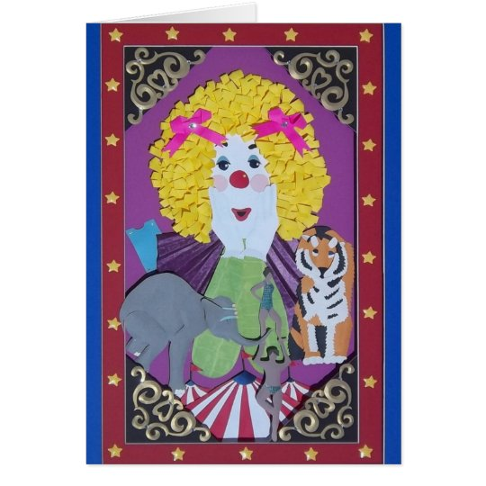 Join the Circus Note Card