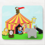 Join the Circus Photo Template Mousepad