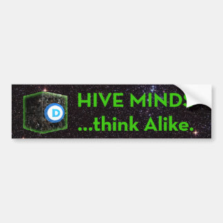 Join the Collective! Car Bumper Sticker