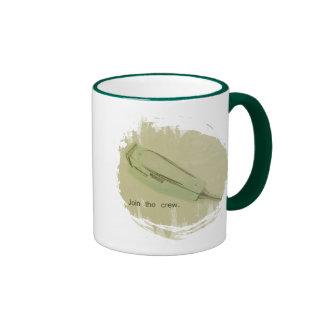 Join the Crew! Ringer Coffee Mug