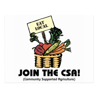 Join the CSA Postcard
