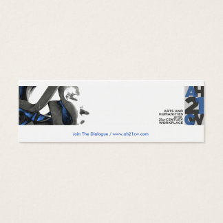 Join The Dialogue ~ Business Cards