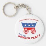 Join the Donner Party Keychain