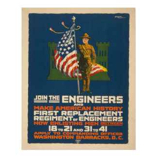 Join the Engineers Poster