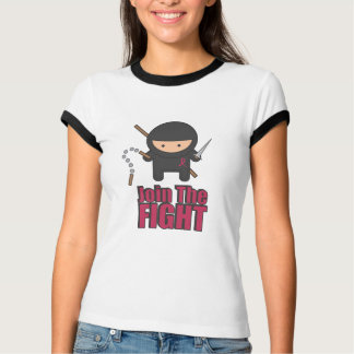 Join The Fight Against Breast Cancer T-Shirt