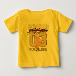 Join the fight against cancer baby T-Shirt