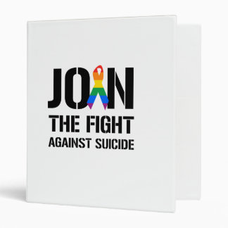 Join the fight against gay suicide binders