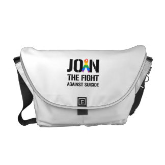 Join the fight against gay suicide commuter bags