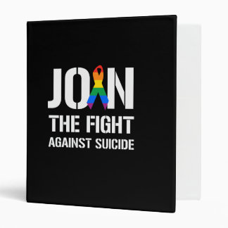Join the fight against LGBT suicide Binders