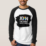 Join the fight against LGBT suicide T Shirts