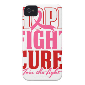 Join The Fight For Cancer Iphone 4 Case