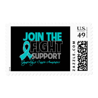 Join The Fight Gynecologic Cancer Awareness Stamps