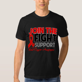 Join The Fight Support Blood Cancer Awareness Shirt