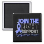 Join The Fight Support Esophageal Cancer Awareness Magnets