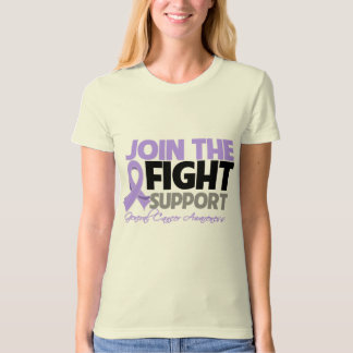 Join The Fight Support General Cancer Awareness T-shirt
