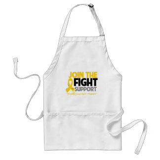 Join The Fight Support Neuroblastoma Awareness Apron
