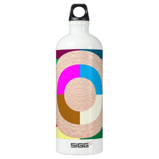JOIN the Gold Circle Aluminum Water Bottle