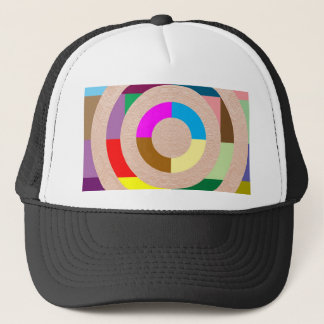 JOIN the Gold Circle Trucker Hat