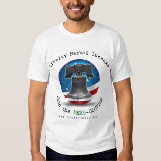 Join the Herb-olution - US Pride T-Shirt