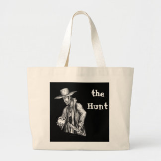 Join the Hunt Large Tote Bag