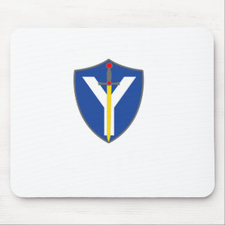 Join The Legion! Mouse Pad