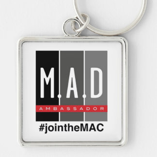 Join The M.A.C. Key Chain or Bag Tag