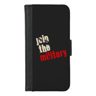 Join the Military Wallet Case