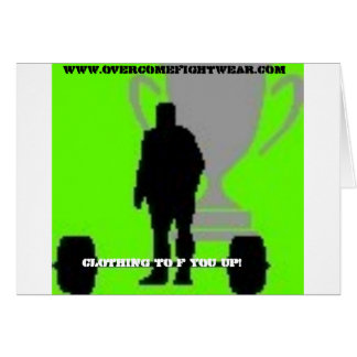 join the militia promo card