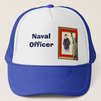 Join the Navy Trucker Hat