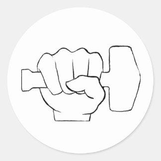 Join the Norseman Revolution Sticker