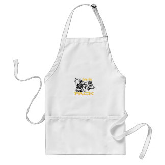 Join The Pack Adult Apron