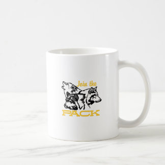 Join The Pack Coffee Mug