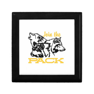 Join The Pack Jewelry Box
